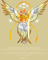 The Cherubim by itstands4TwoLetters