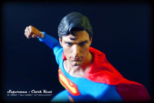 Hot Toys - Superman 5 by jaysquall
