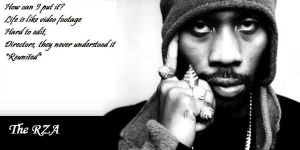 The RZA by 187NotGuilty