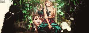 CL-2NE1 Covers by chimb2k