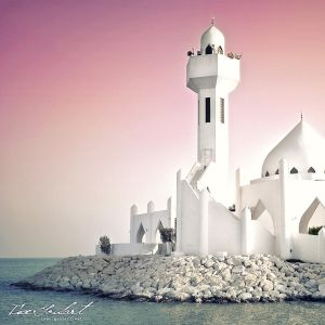 Mosque II by IsacGoulart