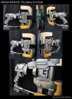 Dead Space Plasma Cutter by SKSProps