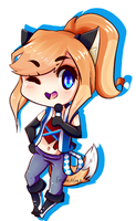 Vocaloid : Daina by the-electric-mage