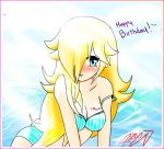 Happy Birthday Andrew by Ame-kun