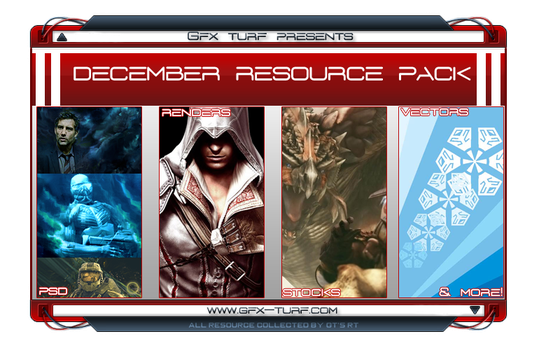 GT's December 2010 Pack by Gfx-Turf