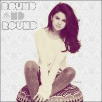 Selena Gomez Round And Round cover by SaraFashionDesign