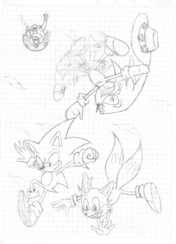 Ready for Sonic Mania by Fravec1999