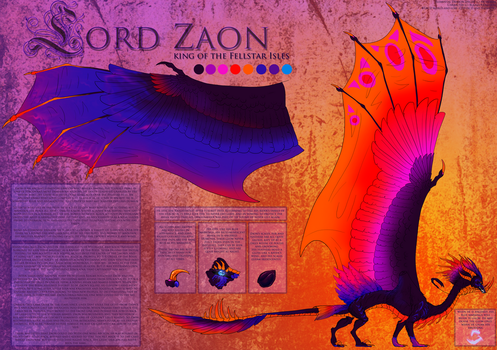 Lord Zaon Reference by Verridith