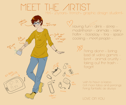 Meet the artist MEME by JugwenMor