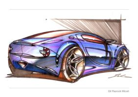 Sport coupe by gilrocker