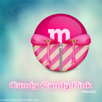 candy-candy-pink by xxmsrockxx
