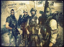 The End of Modern Warfare 3 by 666Nami666