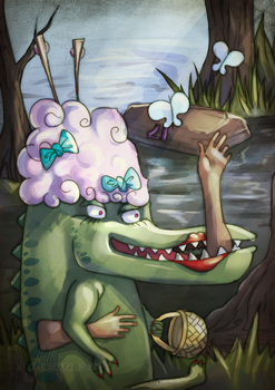 Crocobirthday by kevintheradioguy