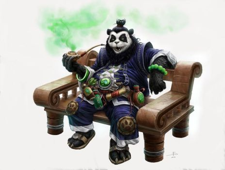 Pandaria stories by Woollywolf