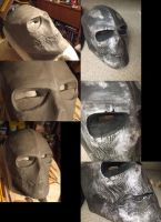 Army of Two custom Rios mask by dragostat2 on DeviantArt