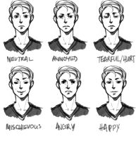 Expressions practice by rayfann