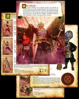 The Gerudo - Guide Excerpt by UndyingNephalim