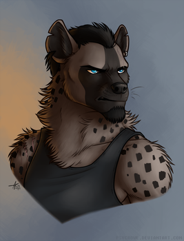 Commission - Westheimer by psycrowe