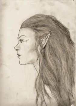 Elf. by HalcyonicChaos