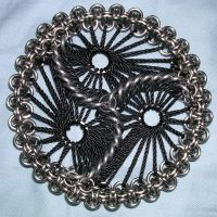 Maille Triskelion by cshake