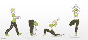 Yogateef by TheDangerCat