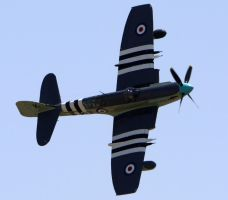 Fairey Firefly MkV Flyby by shelbs2