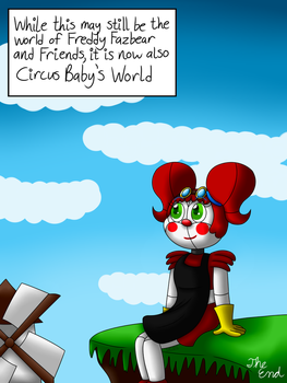 Circus Baby's World [Gift] by superpinkygirl101