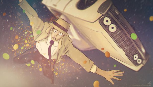 GO GO GADGET SKITTLES!!! by CharlyChive