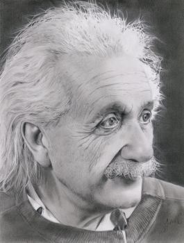 Albert_Einstein by gnux429