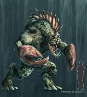 Brawler Creature Mutation by Gaius31duke