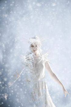 Ice Queen by Nairon