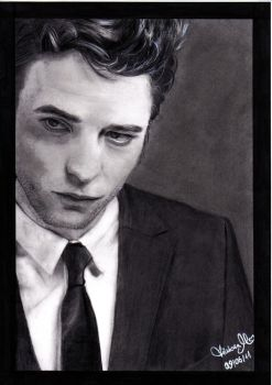 Robert Pattinson by Zanessa4ver