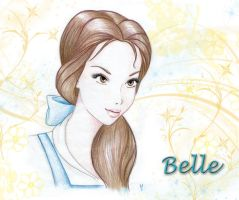 Belle - Beauty and the Beast by MaddMorgana