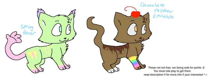 Role-play to Get Adopts TAKEN by cats-go-quack