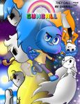 They Call Me Gumball Issue 2 Cover by WaniRamirez
