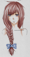 Braids Colored Sketch by watuni