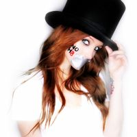 Ashlee for NOH8 Campaign by blondexslytherin928