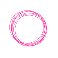 Circulo rosa png by TutorialPhotoScape