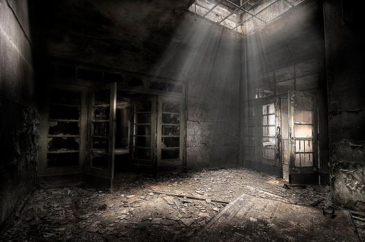 The Enchanted Room... by sophos9