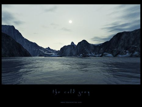the cold grey by magann